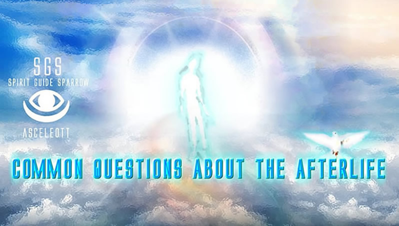 Questions About The Afterlife